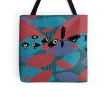 Eye and lashes Tote Bag