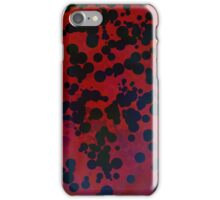 Bloody Bubble iPhone Case/Skin
