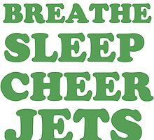 JETS FOOTBALL by grumpy4now