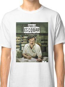 Narcos Shirt New Design Classic T-Shirt