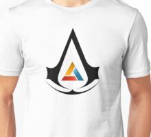 Assassins creed = Abstergo Industries Unisex T-Shirt