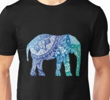 Blue Elephant Unisex T-Shirt