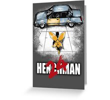 Henchman Greeting Card