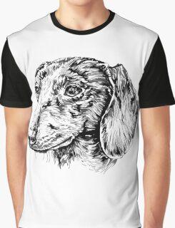 Dachshund Graphic T-Shirt