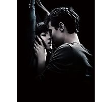 Fifty Shades of Grey Fuck The Paperwork Photographic Print