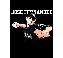 jose Photographic Print