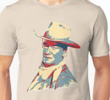cowboy legend hope art Unisex T-Shirt