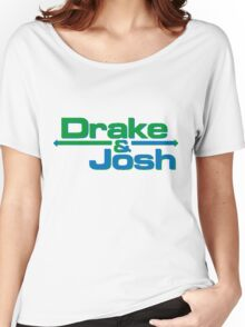 Drake and Josh Women's Relaxed Fit T-Shirt