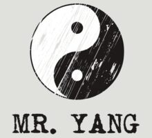 Mr. Yang by Wollace