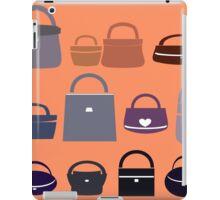 women bag vector illustration iPad Case/Skin