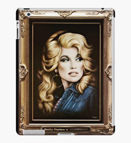 Parton Photograph Framed iPad Case/Skin