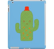 George the Cactus iPad Case/Skin
