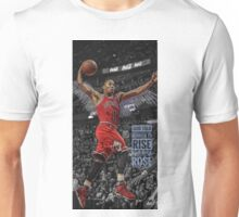Derrick Rose - I was Told to Rise Unisex T-Shirt