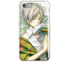 Takashi iPhone Case/Skin