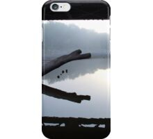 Under The Trestle iPhone Case/Skin