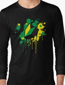 Wakaba 3D Long Sleeve T-Shirt