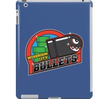 Mushroom City Bullets iPad Case/Skin
