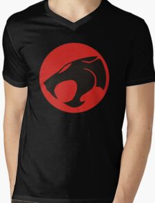 THUNDERCAT Mens V-Neck T-Shirt
