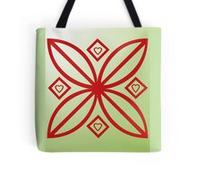 Petals and hearts Tote Bag