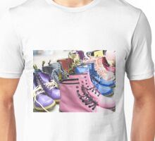 These Boots were made for Skank in Unisex T-Shirt