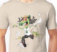 Rastaman Mousey Unisex T-Shirt