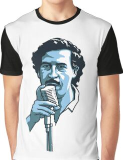 Pablo Escobar 2 Graphic T-Shirt