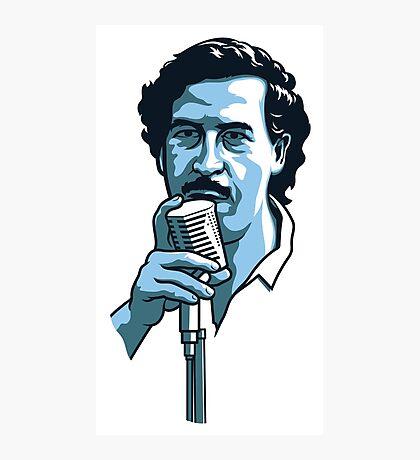 Pablo Escobar 2 Photographic Print