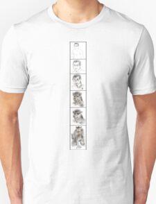 Werewolf transformation 1 Unisex T-Shirt