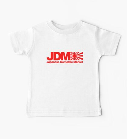 Japanese Domestic Market JDM (1) Baby Tee