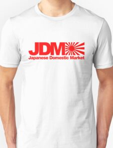 Japanese Domestic Market JDM (1) T-Shirt