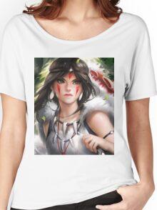 San Women's Relaxed Fit T-Shirt