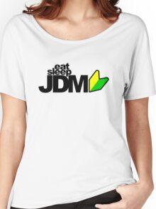 Eat Sleep JDM (4) Women's Relaxed Fit T-Shirt