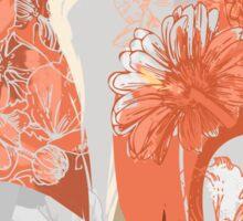 Flower Jungle 3 - Autumn Sticker