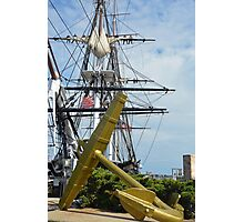 United States Ship Constitution Photographic Print