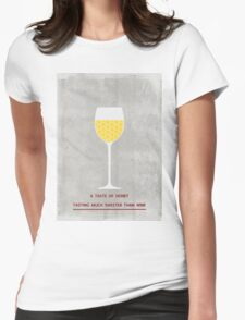 A Taste of Honey - The Beatles Womens Fitted T-Shirt