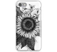 Sunflower Bouquet iPhone Case/Skin