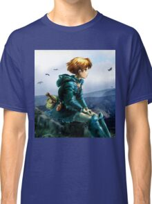 Nausicaa of the Valley of the Wind Classic T-Shirt
