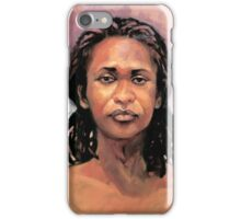 Portrait of Kuntamare iPhone Case/Skin