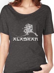 AK1 ALASKAN Women's Relaxed Fit T-Shirt
