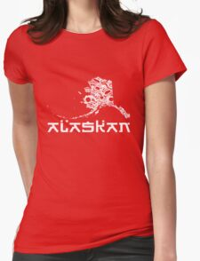 AK1 ALASKAN Womens Fitted T-Shirt