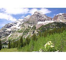 Elk Mountains Photographic Print