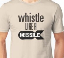 Whistle like a Missile  BlackPink Unisex T-Shirt