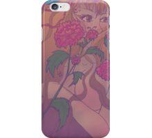 Garden of Carnations iPhone Case/Skin