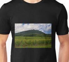Haut-Koenigsbourg Castle and Surrounding Vineyards Unisex T-Shirt