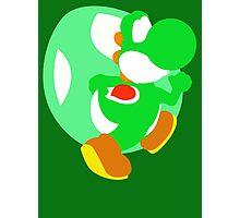 Super Smash Bros Yoshi Photographic Print