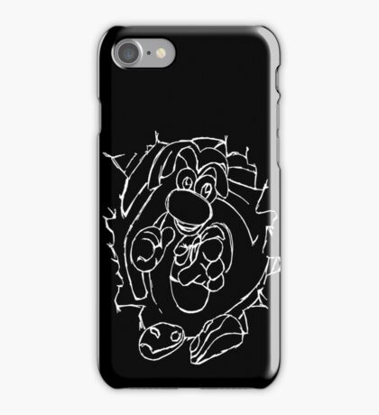 Rayman White iPhone Case/Skin