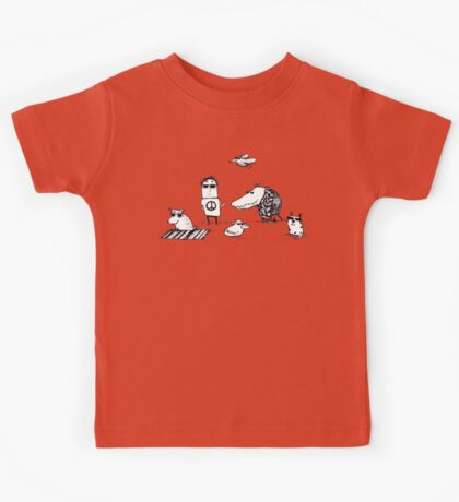 Cool Creatures Kids Clothes