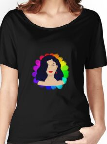 Marina and the Diamonds - Froot Inspired Women's Relaxed Fit T-Shirt