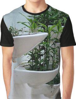 Community Gardens      Singapore Graphic T-Shirt