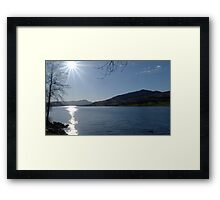 Scotland - Lochs and Mountains Framed Print